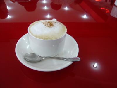 タシケント「Cafe Central」
