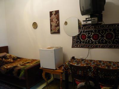 サマルカンド「Furkat hotel」9