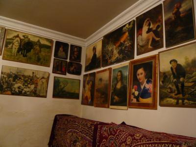 サマルカンド「Furkat hotel」15