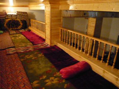 サマルカンド「Furkat hotel」13