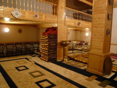 サマルカンド「Furkat hotel」11