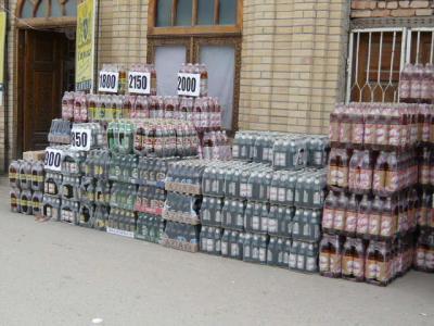 ウスベキスタンのお酒5