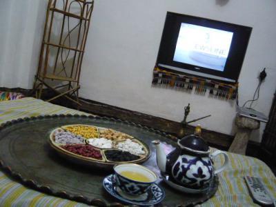 ブハラ「Amulet Hotel」7