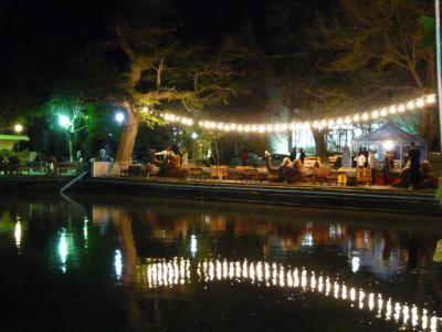 ブハラ「ラビハウズ西側のレストラン」5
