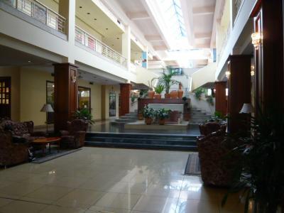 タシケント「Le Grande Plaza」3