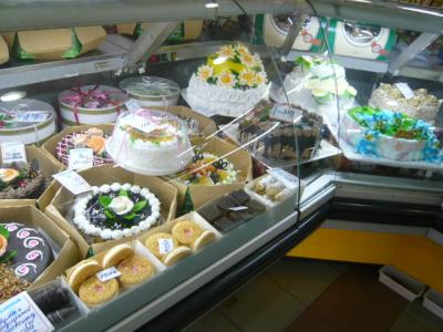 タシケントのケーキ屋さん2