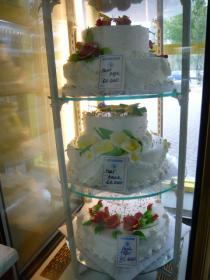 タシケントのケーキ屋さん1