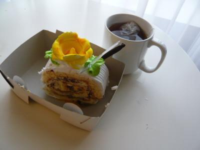 タシケントのケーキ屋さん4