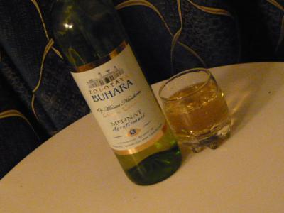 ウスベキスタンのお酒7