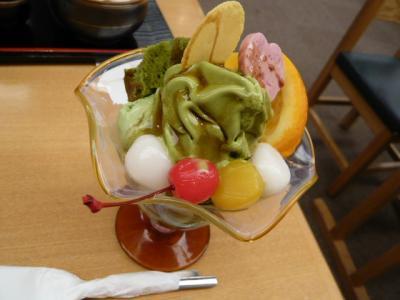 浅草「舟和 本店 喫茶室」4
