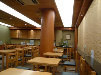 浅草「舟和 本店 喫茶室」2
