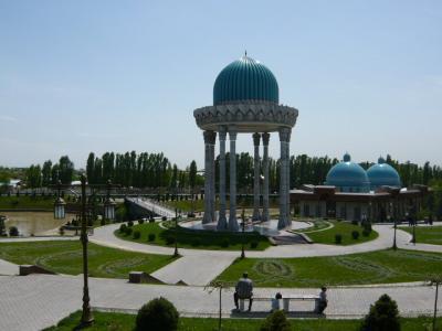 タシケント市街の観光111