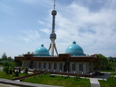 タシケント市街の観光113