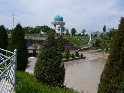 タシケント市街の観光115