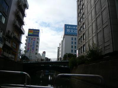 神田川プチクルーズ19