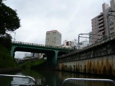 神田川プチクルーズ25