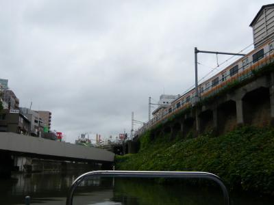 神田川プチクルーズ27
