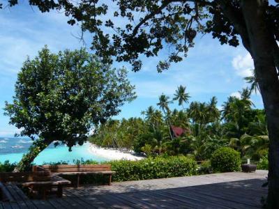 パングラオ島アロナビーチのAmorita Rsort8