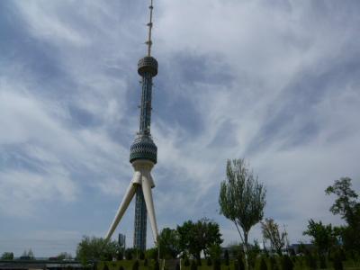 タシケント市街の観光116