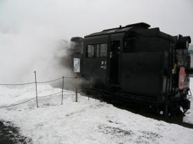 SL冬の湿原号に乗車4
