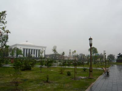 タシケント市街の観光66