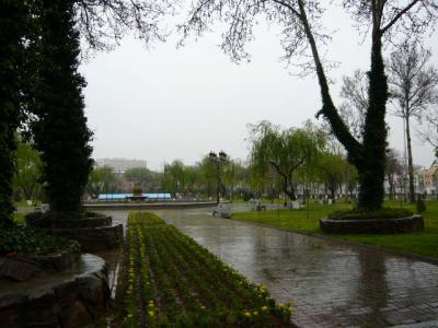 タシケント市街の観光72