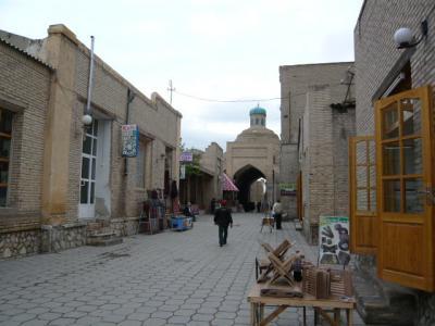 ブハラ旧市街の観光20