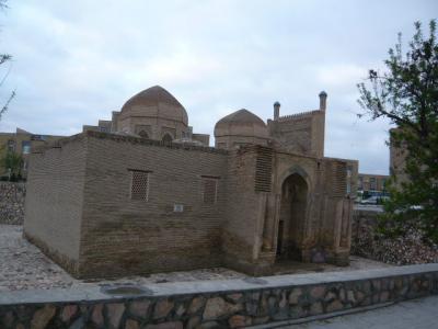 ブハラ旧市街の観光47