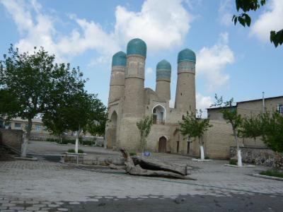 ブハラ旧市街の観光91