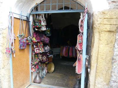 ブハラ旧市街の観光92
