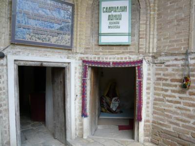 ブハラ旧市街の観光15