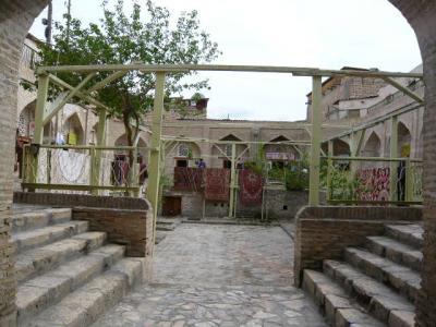 ブハラ旧市街の観光113