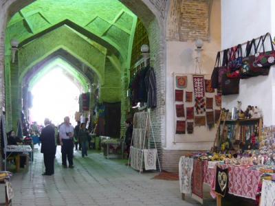 ブハラ旧市街の観光25