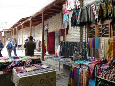 ブハラ旧市街の観光29