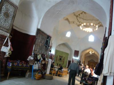 ブハラ旧市街の観光26