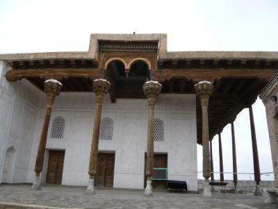 ブハラ旧市街の観光39