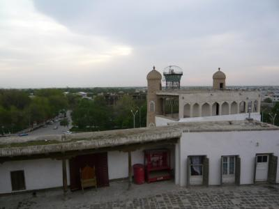 ブハラ旧市街の観光41