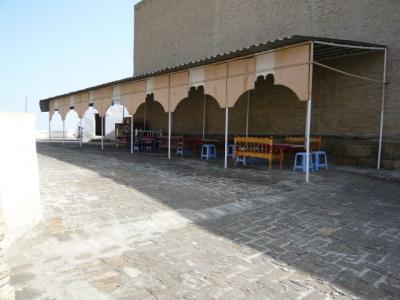 ブハラ旧市街の観光42