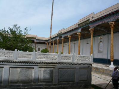 ブハラ郊外の観光15
