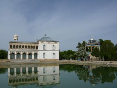 ブハラ郊外の観光33