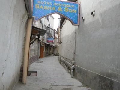 ブハラ旧市街の観光94