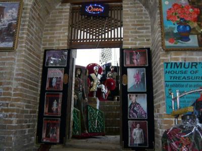ブハラ旧市街の観光35