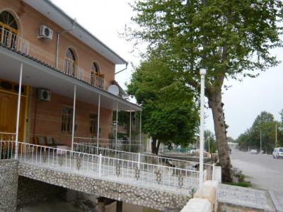 ブハラ旧市街の観光117