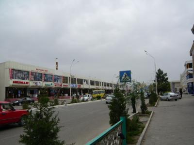 ブハラ旧市街の観光118