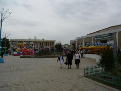 ブハラ旧市街の観光121