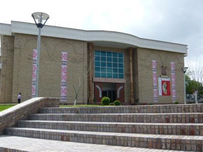 タシケント市街の観光30