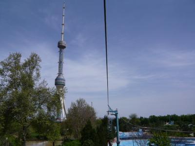 タシケント市街の観光109