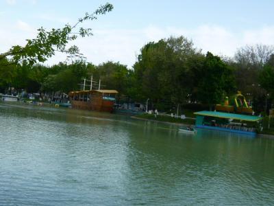 タシケント市街の観光125