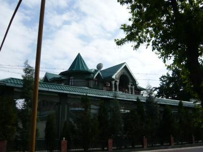 タシケント市街の観光138