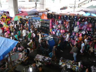 マニラ市街の観光3